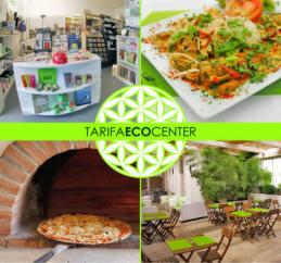 ECO center, a vegetarian restaurant
